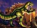 Todd Tennant's Godzilla