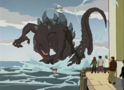 Godzilla (208)