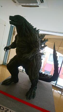 Godzilla Planet of the Monsters - Godzilla Statue - 00001