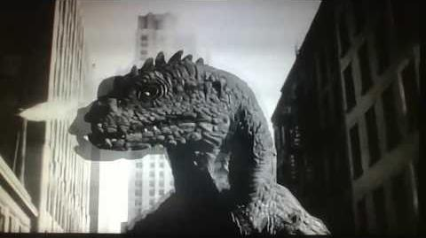 All Rhedosaurus scenes 13082017