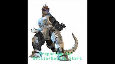 Cybergodzilla Mark II Roars