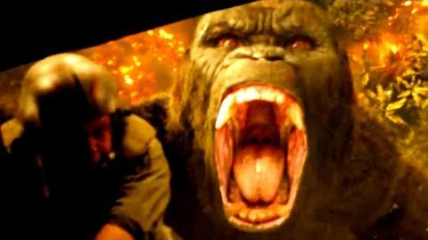 KONG SKULL ISLAND TV Spot 9 - No Man's Land (2017) Tom Hiddleston Monster Movie HD