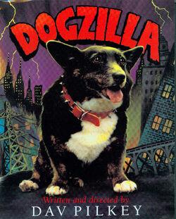 Dogzilla Cover