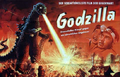 Gojira German Poster A