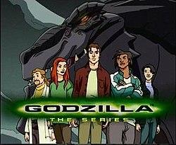 250px-Godzilla The Series