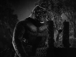 King Kong 1933 Scene