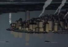 New York Godzilla - Die Serie
