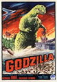 Godzilla King of the Monsters Poster Italy