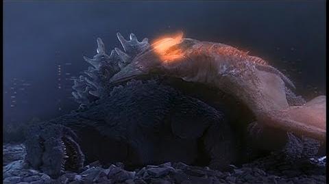 Fire Rodan's Death