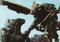 GXM - Godzilla vs. Megaguirus