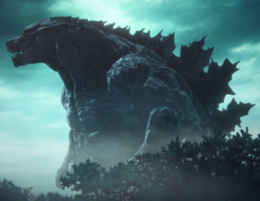 Godzilla Planet of the Monsters - Godzilla Filius - 00001