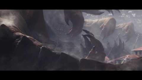 Godzilla - SDCC 2012 Trailer