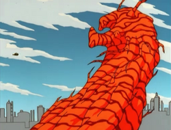 Godzilla The Series - Monsters - Nanotech Creature