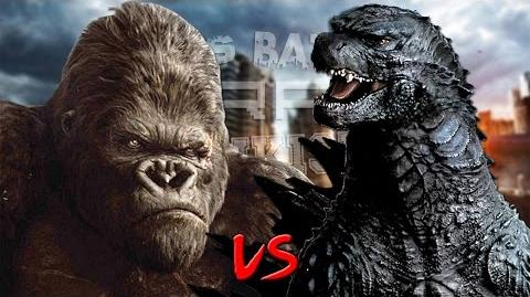 King Kong vs Godzilla. Épicas Batallas de Rap del Frikismo Keyblade
