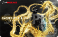 Godzilla The Planet Eater - Godzilla x Cinemilage card