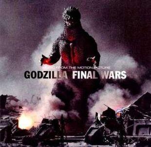 Godzilla Final Wars Banda Sonora