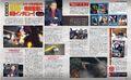 Godzilla The Game Magazine Scan 2