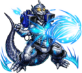 Godzilla X Monster Strike - Kiryu