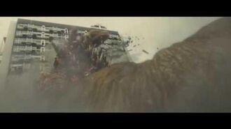 Shin Godzilla 2nd Form Scenes