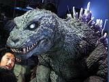 Godzilla (GMK)/Gallery