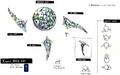 Concept Art - Godzilla Final Wars - Xilien Mothership 1