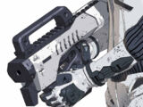 Electromagnetic Induction Rifle