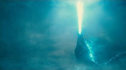 Godzilla King of the Monsters - Intimidation - Only In Theaters May 31