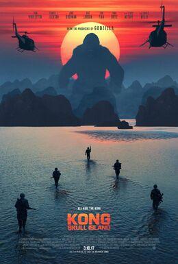 Kong Skull Island Poster 3