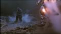 Super-MechaGodzilla anchored Godzilla