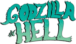GODZILLA IN HELL New Logo