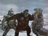 King Kong Escapes (1967 film)/Gallery