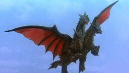 Desghidorah (Flying)