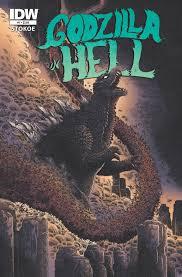 Godzilla In Hell Edicion 1