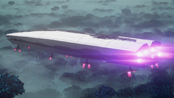 Godzilla Planet of the Monsters (2017 film) - Landing craft - Infobox