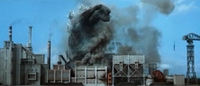 Godzilla SoshingekiGoji Destroys New York in 1999 DAM Destroy All Monsters - I just relized that Godzilla destroys NY in 1999 and Zilla attacks NY in 1998...