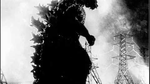 Gojira 1954 Main Theme