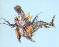 Concept Art - Yamato Takeru - Kaishin Muba 5