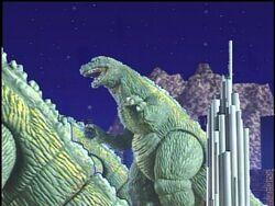 Godzilla-like Creatures on Torema's Planet