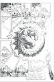 Concept Art - Godzilla Awakening - Godzilla Hibernation