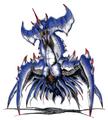 Concept Art - Godzilla vs. Destoroyah - Destoroyah Aggregate 4