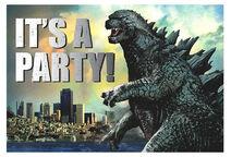 Godzilla 34