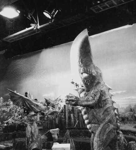 File:Guiron and Space Gyaos behind the scenes.jpg