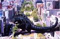 Concept Art - Godzilla 2000 Millennium - Godzilla 33