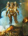 GVMG2 - Super MechaGodzilla Takes Down Godzilla