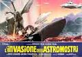 Invasion of Astro-Monster Poster Italy 4