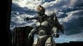 Super MechaGodzilla - GTG - Entering Battle