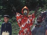 Cross-Dressing Kaijin