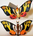 Bandai Japan 2005 Movie Monster Series - Mothra 2003