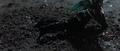Godzilla vs. Megaguirus - Meganulon foot