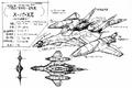 Concept Art - Godzilla vs. Destoroyah - Super X3 1